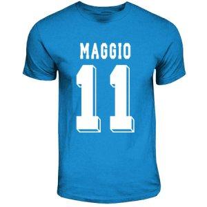Christian Maggio Napoli Hero T-shirt (sky Blue)