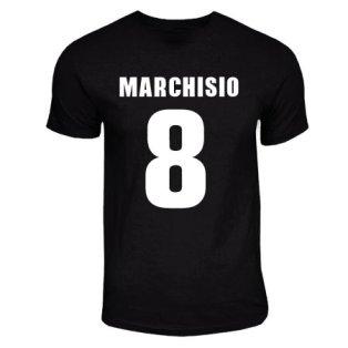 Claudio Marchisio Juventus Hero T-shirt (black)