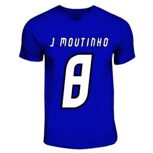 Joao Moutinho Porto Hero T-shirt (royal Blue)
