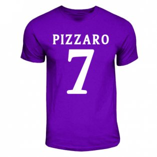 David Pizzaro Fiorentina Hero T-shirt (purple)