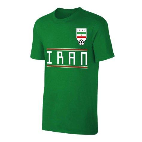 Iran WC2018 \'Qualifiers\' t-shirt- Green
