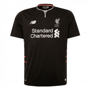 2016-2017 Liverpool Away Football Shirt (Kids)
