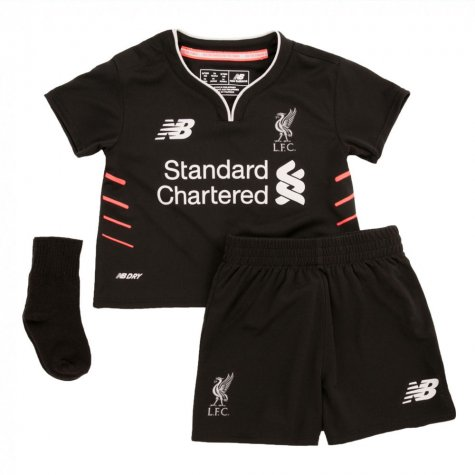 2016-2017 Liverpool Away Baby Kit