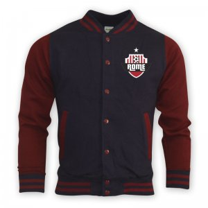 Roma College Baseball Jacket (navy) - Kids