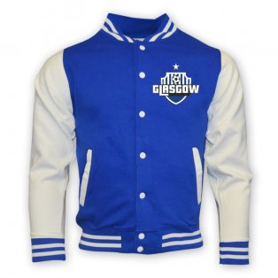 Rangers College Baseball Jacket (blue) - Kids