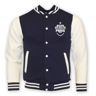 Psg College Baseball Jacket (navy) - Kids