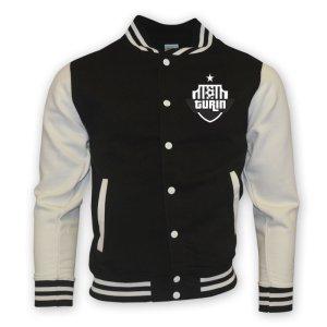 Juventus College Baseball Jacket (black)