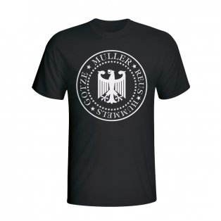 Germany Presidential T-shirt (black) - Kids