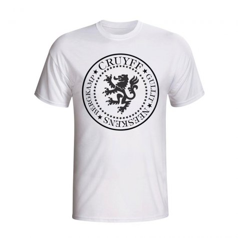 Holland Presidential T-shirt (white)