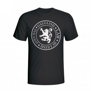 Scotland Presidential T-shirt (black)