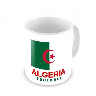 Algeria World Cup Mug