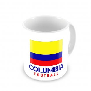 Columbia World Cup Mug
