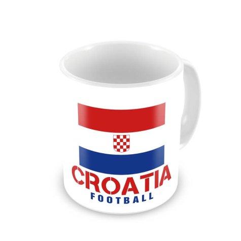 Croatia World Cup Mug