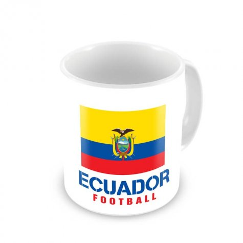 Ecuador World Cup Mug