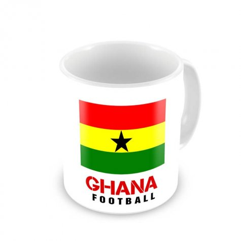 Ghana World Cup Mug