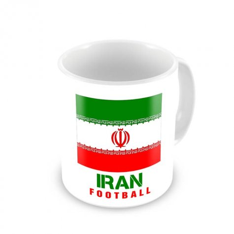 Iran World Cup Mug
