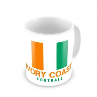 Ivory Coast World Cup Mug