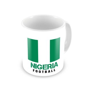 Nigeria World Cup Mug