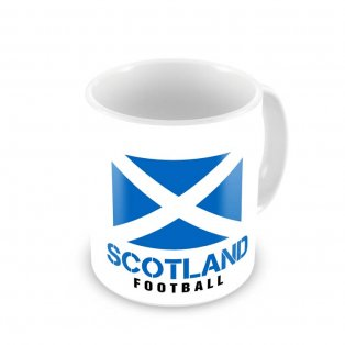 Scotland World Cup Mug