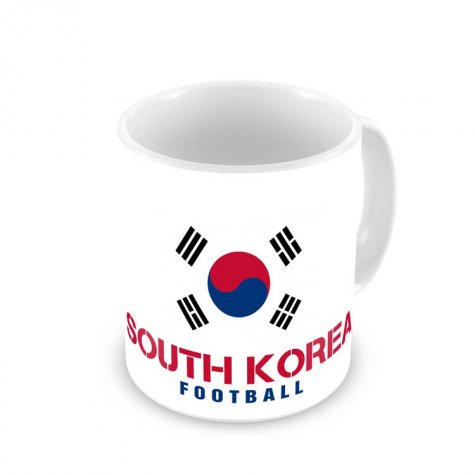South Korea World Cup Mug