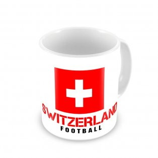 Switzerland World Cup Mug