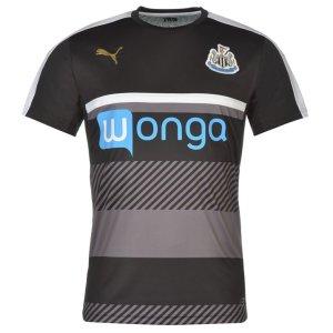 2016-2017 Newcastle Puma Training Shirt (Black) - Kids