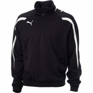 Puma Powercat Half Zip Training (black)