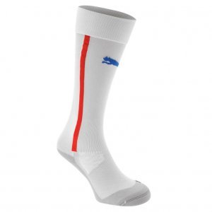 2014-2015 Rangers Away Football Socks (White)