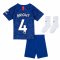 2019-20 Chelsea Home Baby Kit (Bright 4)