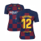 2019-2020 Barcelona Home Nike Ladies Shirt (Guijarro 12)