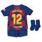 2019-2020 Barcelona Home Nike Baby Kit (Guijarro 12)