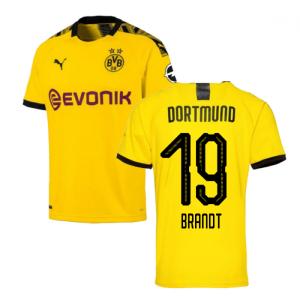 2019-2020 Borussia Dortmund Home Puma Shirt (Kids) (Brandt 19)