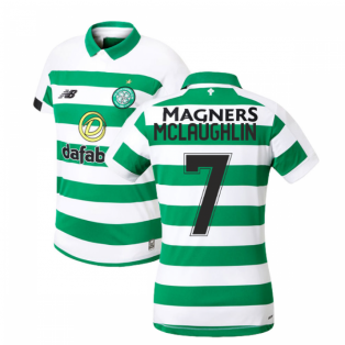 2019-2020 Celtic Home Ladies Shirt (McLaughlin 7)