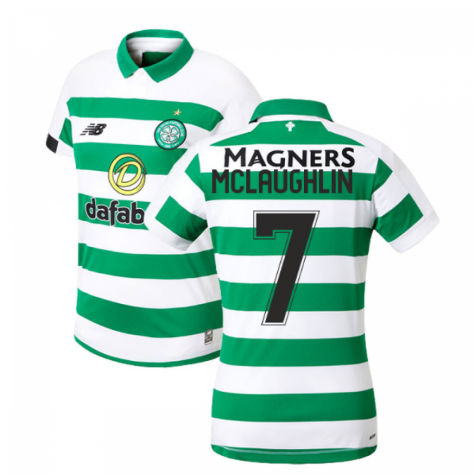 2019-2020 Celtic Home Ladies Shirt (McLaughlin 7)