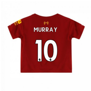 2019-2020 Liverpool Home Little Boys Mini Kit (Murray 10)