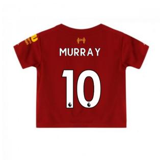 2019-2020 Liverpool Home Little Boys Mini Kit (Murray 10)