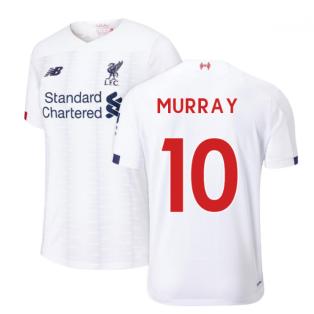 2019-2020 Liverpool Away Football Shirt (Murray 10)