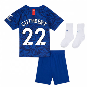 2019-20 Chelsea Home Baby Kit (Cuthbert 22)