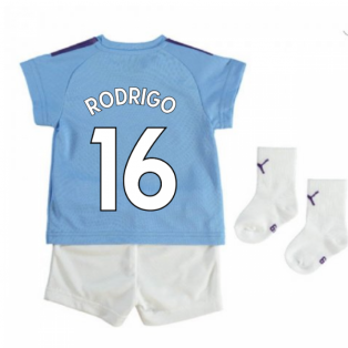 2019-2020 Manchester City Home Baby Kit (Rodrigo 16)