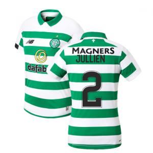 2019-2020 Celtic Home Ladies Shirt (Jullien 2)