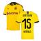 2019-2020 Borussia Dortmund Home Puma Shirt (Kids) (Hummels 15)