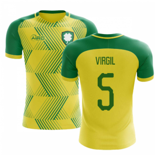 2019-2020 Celtic Away Concept Football Shirt (Virgil 5)