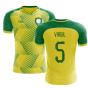2019-2020 Celtic Away Concept Football Shirt (Virgil 5)
