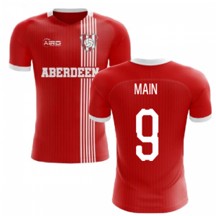 2019-2020 Aberdeen Home Concept Football Shirt (Main 9)