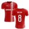 2019-2020 Aberdeen Home Concept Football Shirt (Wilson 8)