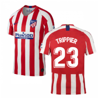 2019-2020 Atletico Madrid Home Nike Shirt (Kids) (Trippier 23)