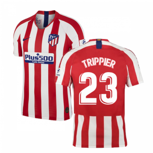 2019-2020 Atletico Madrid Vapor Match Home Shirt (Trippier 23)
