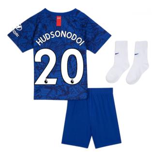 2019-20 Chelsea Home Baby Kit (Hudson Odoi 20)