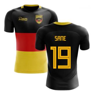 2020-2021 Germany Flag Concept Football Shirt (Sane 19) - Kids