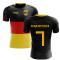2020-2021 Germany Flag Concept Football Shirt (Schweinsteiger 7)
